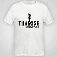 TRAINING ESSENCE - Camiseta VINTAGE Manga Corta